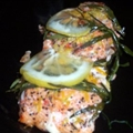 Baked Citrus Herb Salmon
