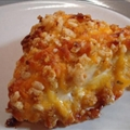 Baked Crispy Cheesy  chicken