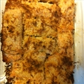Baked Fish with Coconut Crust