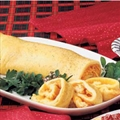 Baked Omelet Roll