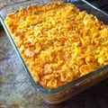 Baked Pineapple Casserole