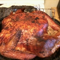 Baked Turkey - California Style