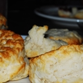 Baking Powder Biscuits and Buttermilk Biscuits