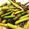 Balsamic Roasted Asparagus (Cooking Light Mag)