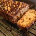 Banana-Chocolate-Walnut Bread