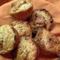 Banana Coffeecake Muffins