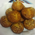 Banana Oatmeal Muffins