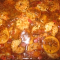 Bar-B-Que Shrimp