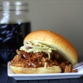 Barbecue Brisket Sandwiches with Caramelized Onions