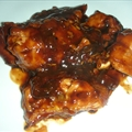 Barbecue Cola Chicken