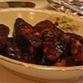 Barbecued Boneless Pork Ribs