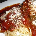 Barbs Spaghetti Sauce (with Meat)
