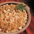 Bayou Country Seafood Casserole  