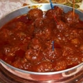 BBQ Meatballs