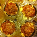 BBQ Meatloaf Muffins