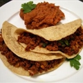 Beef & Chorizo Tacos
