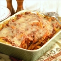 Beef Penne Pasta Casserole
