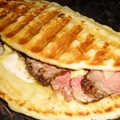 Beef Pesto Panini
