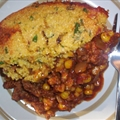 Beef-Tamale Casserole