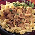 Beef Tip Stroganoff 