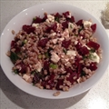 Beet & Barley Salad