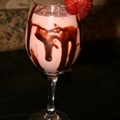 Berry Kahlua Smoothie
