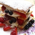 Berry Napoleon
