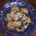 Bettes Blueberry Muffins