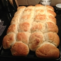 Big Fat Yeast Rolls