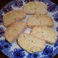 Biscotti Di Prato ( Tuscan Almond Biscotti)