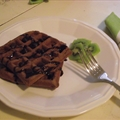 Bisquick Chocolate Waffles