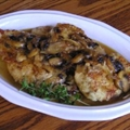 BJs Chicken Marsala
