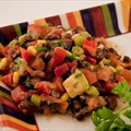 Black Bean and Corn Salad with Lime Dressing