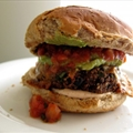 Black Bean Burgers