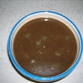 Black Bean Cocoa Lime Soup