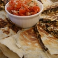 Black-Bean Quesadillas