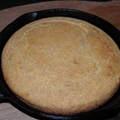 Black Skillet Cornbread