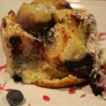 Blueberry French Toast Souffle