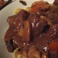 Boeuf bourguignon (by Erica Hill of the Today Show)