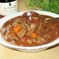 Boeuf Bourguignonne