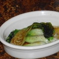 Bok Choy Saute