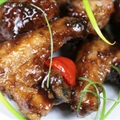 Bone Suckin' Yaki Wings