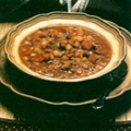 Boracho Bean Soup or Frijoles a la Charra (Restaurant Style)