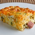 Bountiful Egg Casserole 