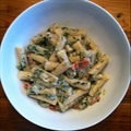 Bowtie Pasta and Cream Cheese