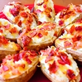 Brandy's Creamy Twice Baked Potatoes
