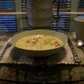 Broccoli and Cheese Potato Soup