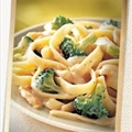 Broccoli Chicken Fettuccine