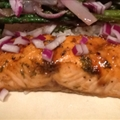 Brown Sugar Salmon Glaze