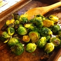 Brussels Sprouts Roasted
